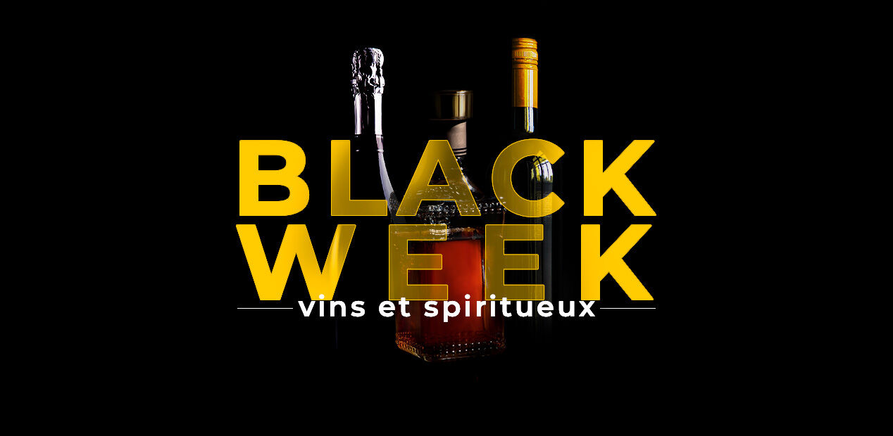 Black Friday - Vins & Spiritueux