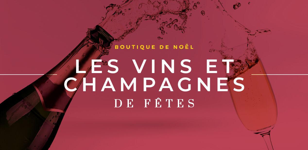 Boutique de noël - Vin & Champagne