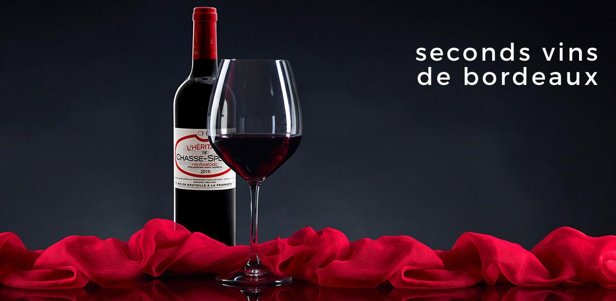 Seconds Vins de Bordeaux