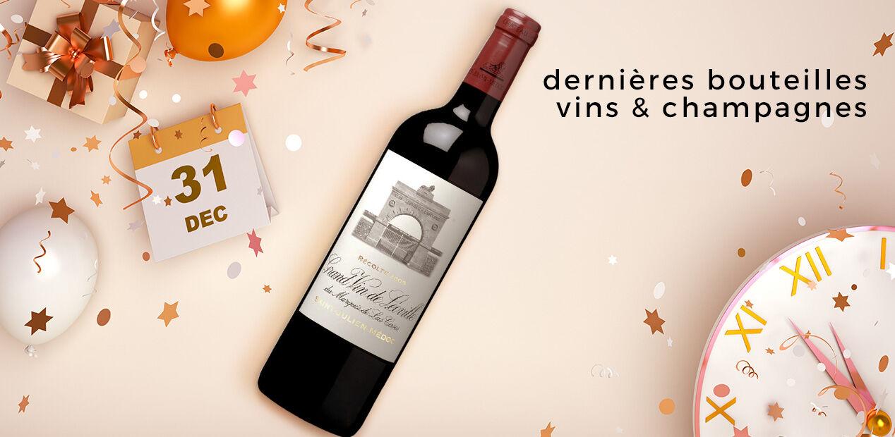 Dernières Bouteilles Vins & Champagnes
