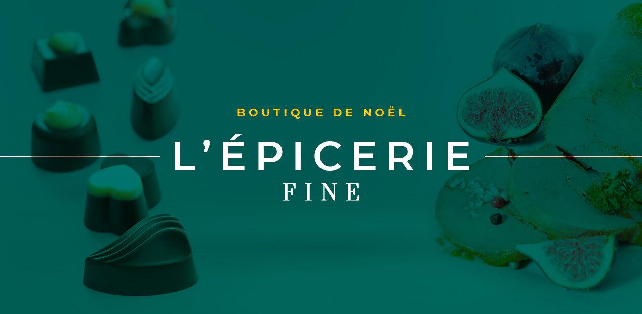 Boutique de noël - Epicerie Fine