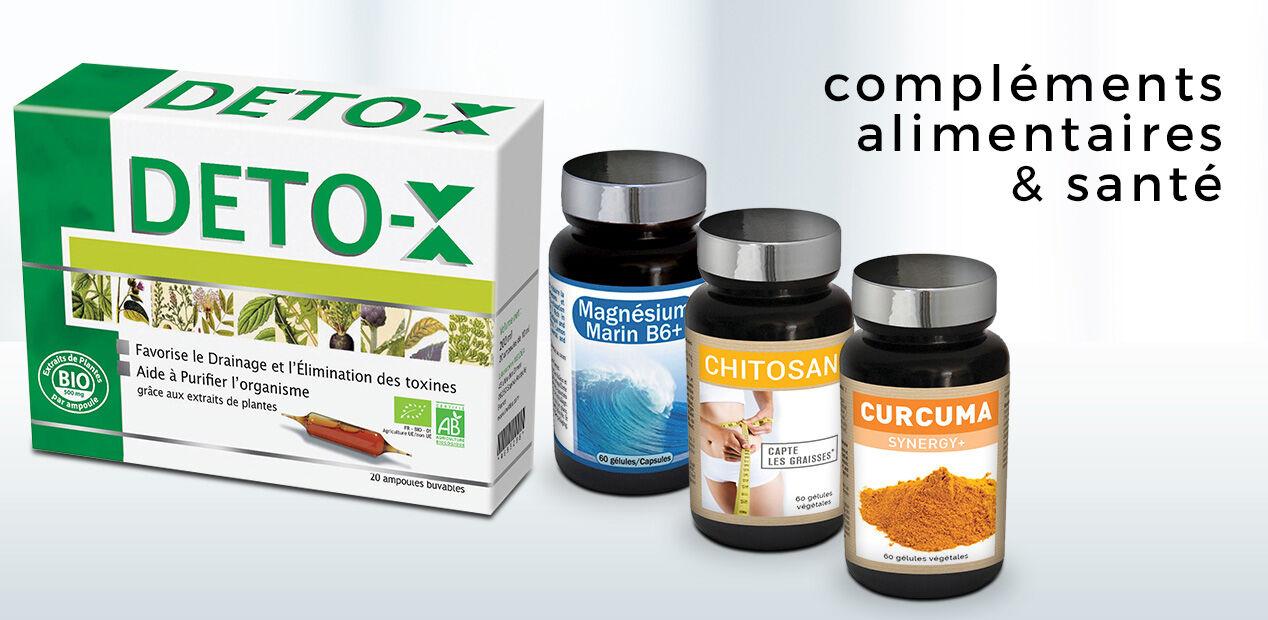 Compléments alimentaires & Santé