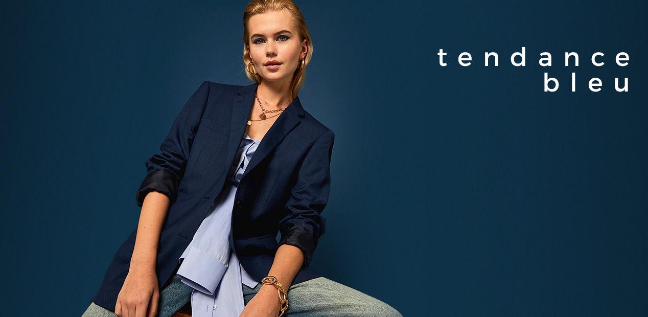 Tendance Bleu