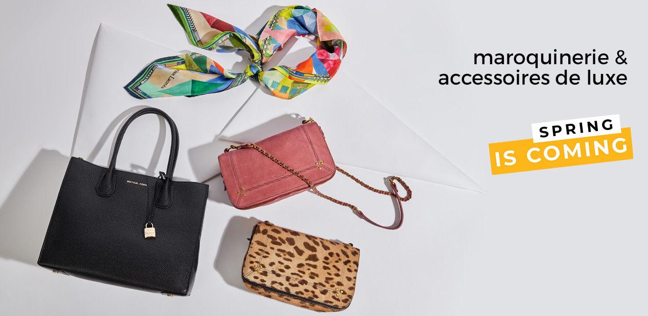 Maroquinerie & Accessoires de Luxe