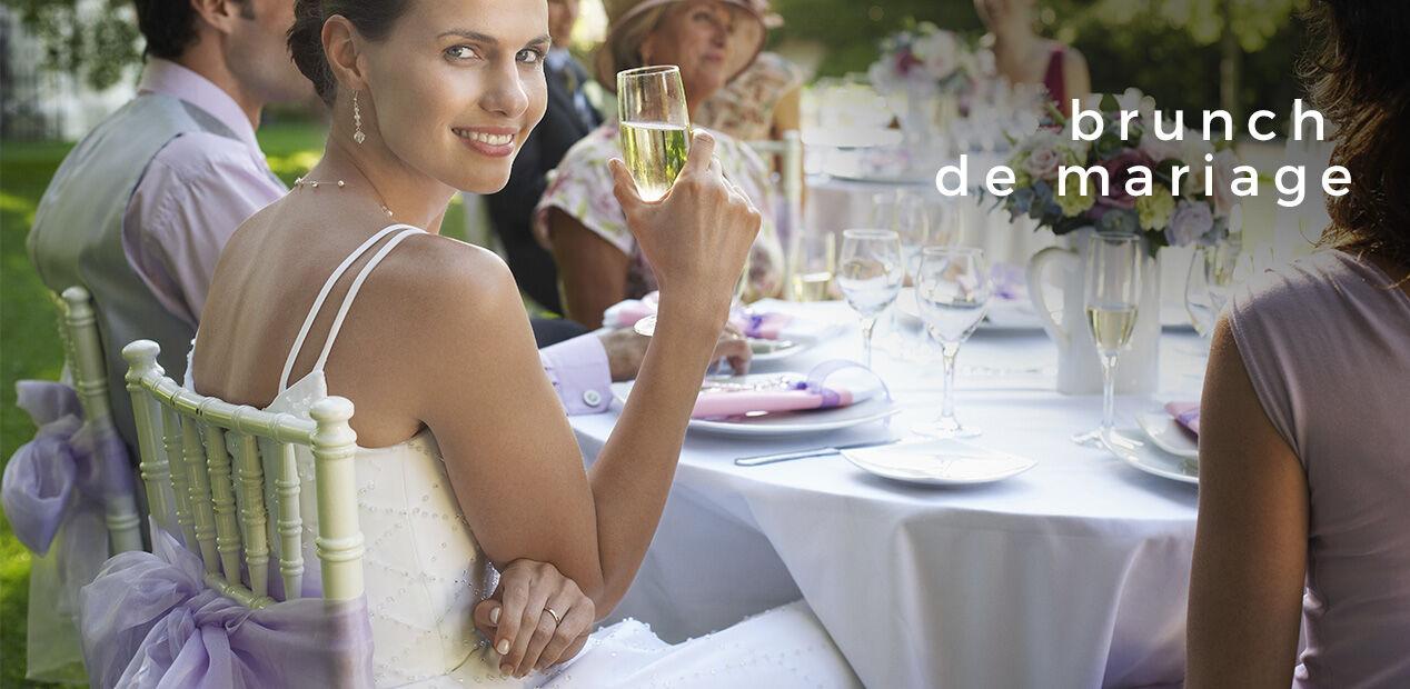 Brunch de mariage