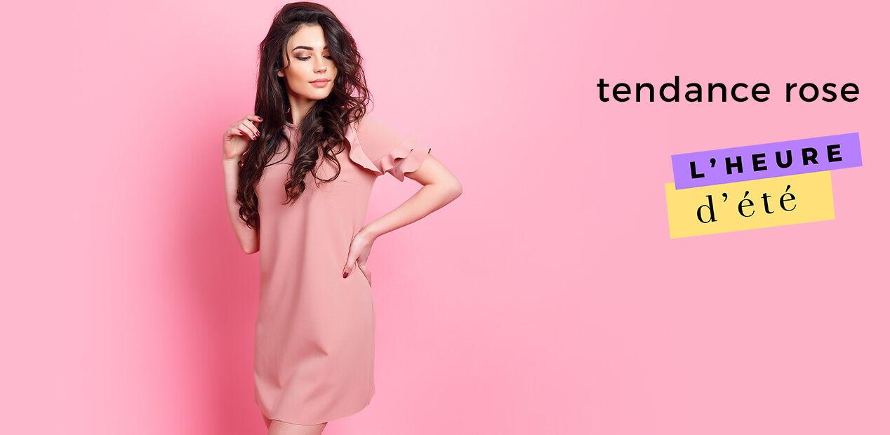 Tendance Rose