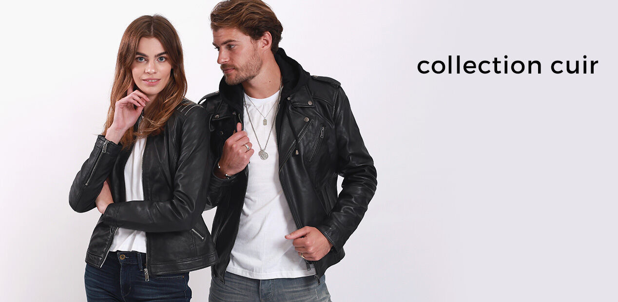 Collection cuir
