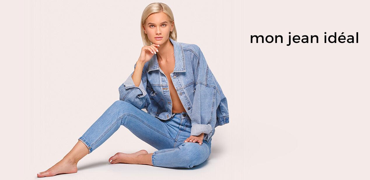 Mon jean idéal
