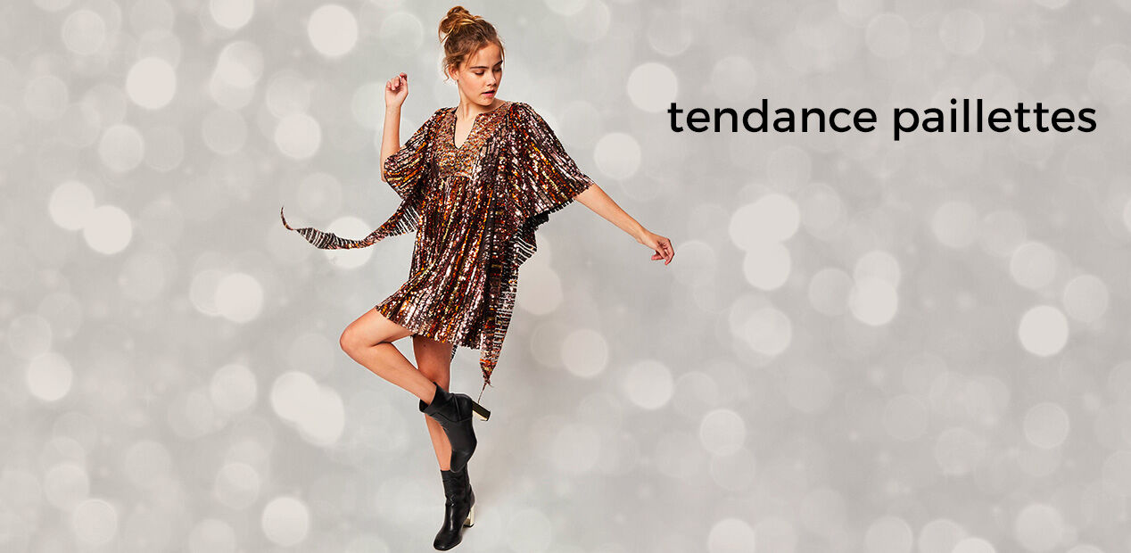 Tendance paillettes