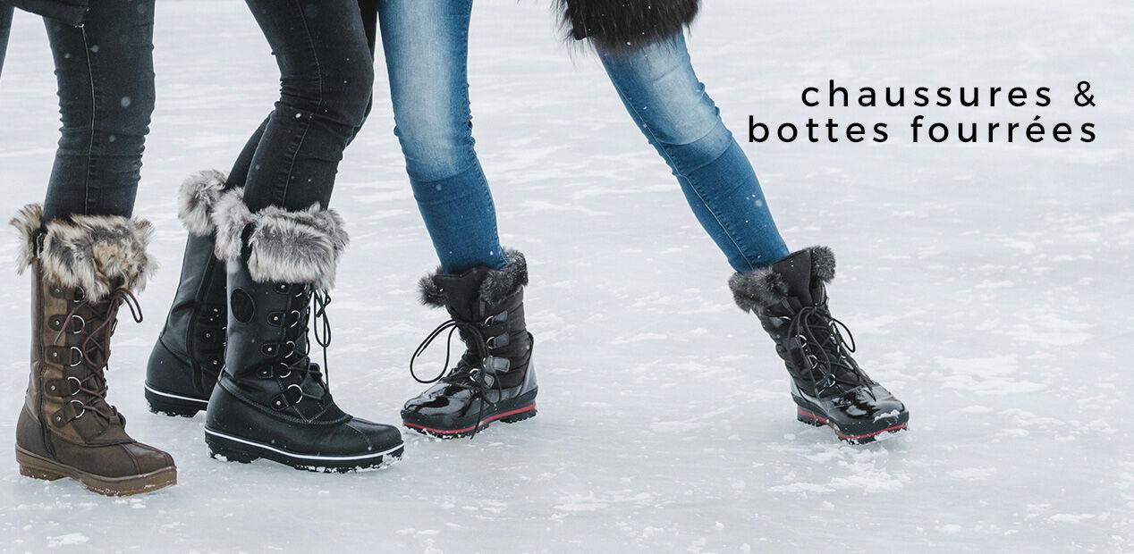 Chaussures & Bottes Fourrées
