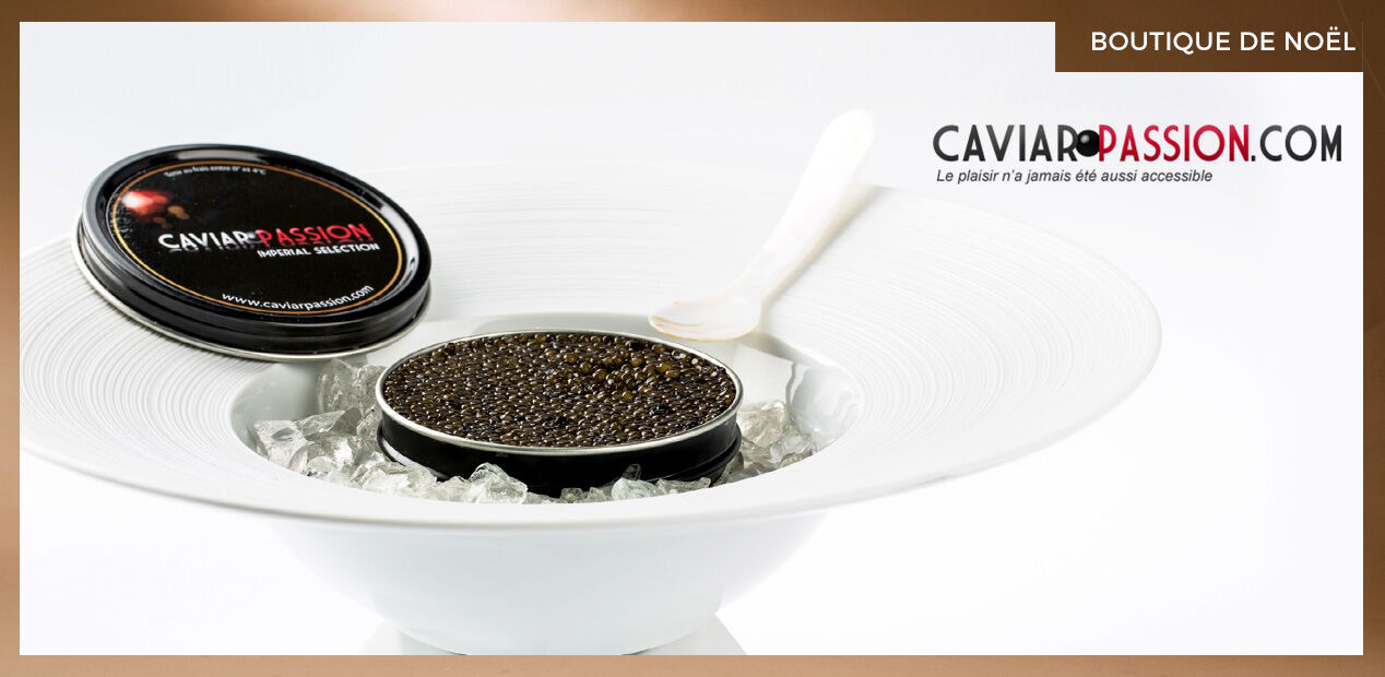 Caviar Passion