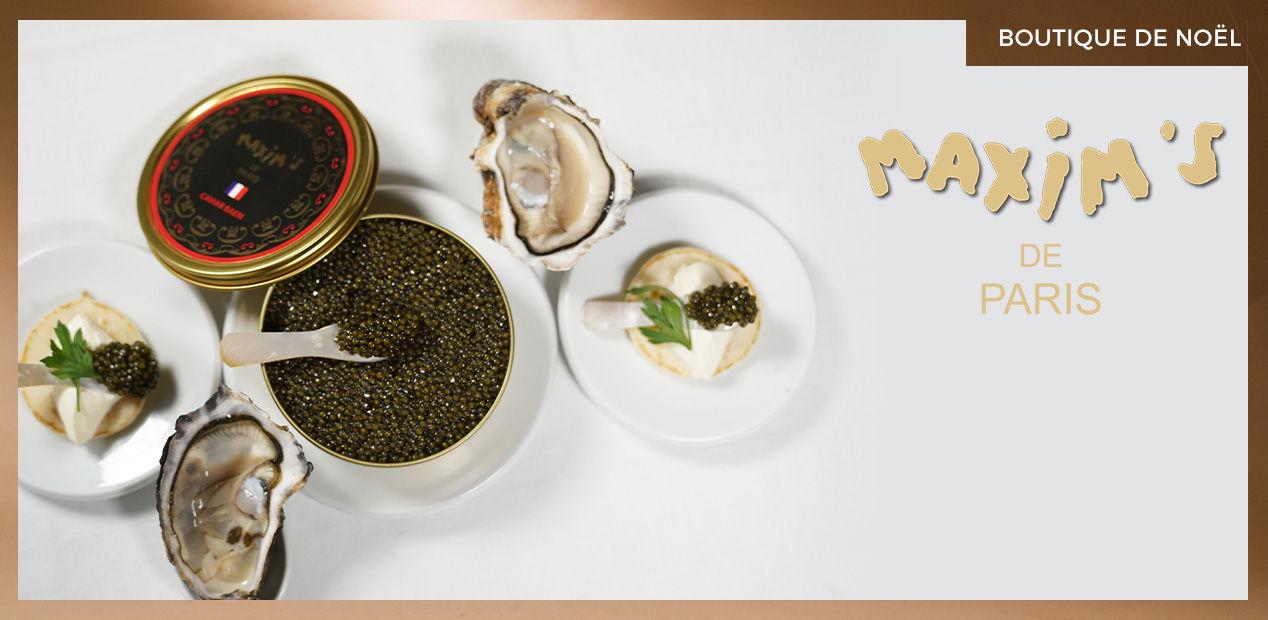 Caviar Maxim's de Paris