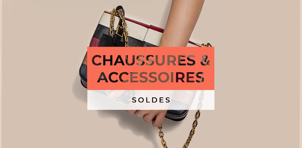 Soldes Chaussures & Accessoires