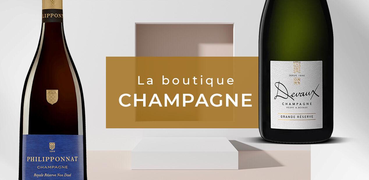 Boutique Champagne