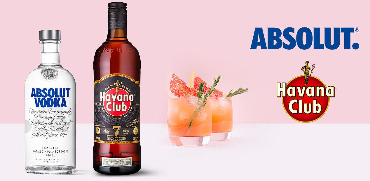 Absolut & Havana