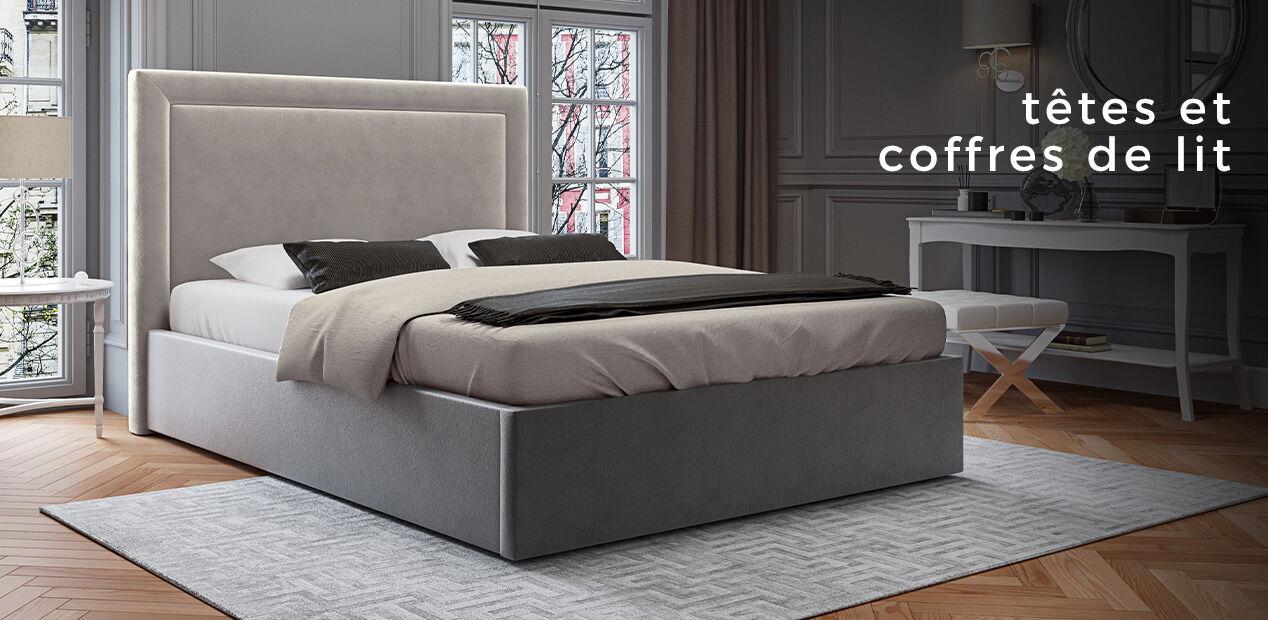 Têtes & Coffres de lit
