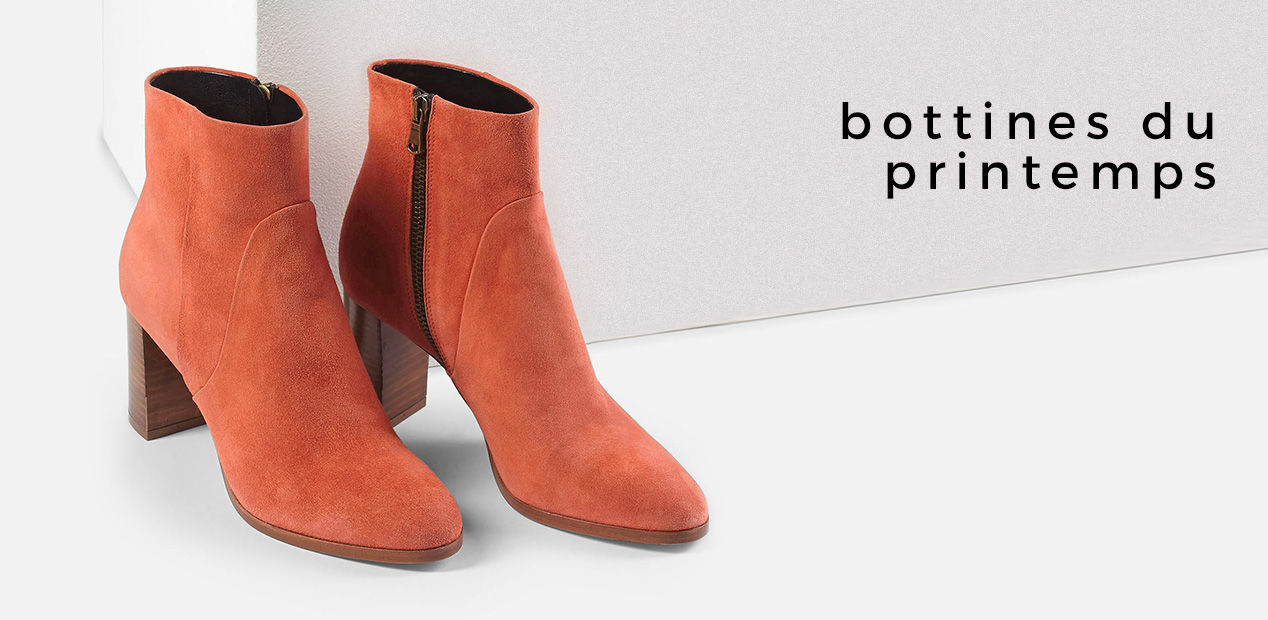 Bottines du Printemps