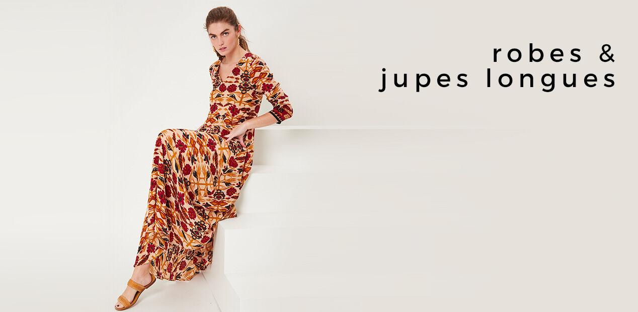 Robes & Jupes longues