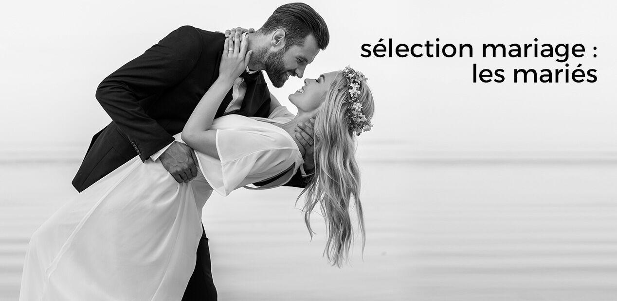 Sélection mariage : Les Mariés
