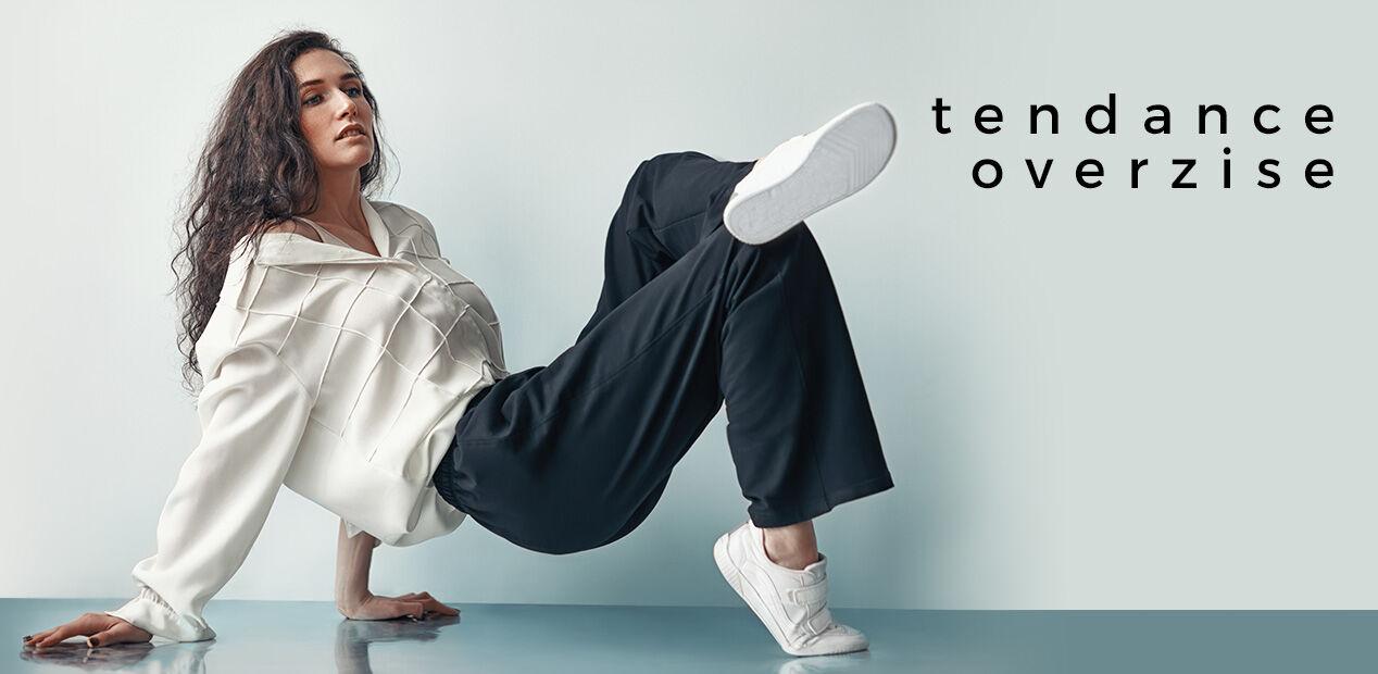 Tendance Oversize