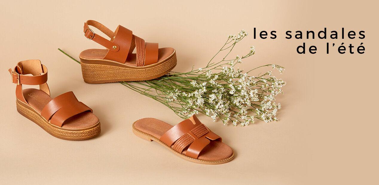 Sandales de l'été