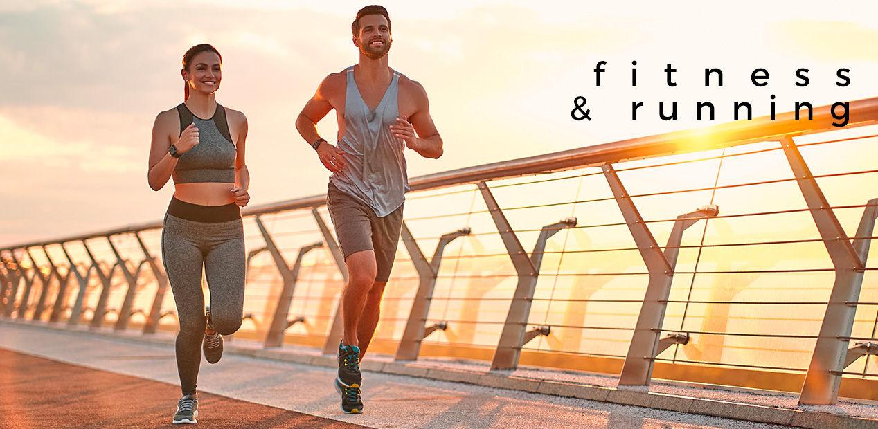 Fitness & Running