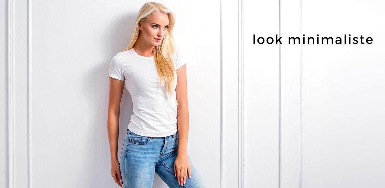 Look minimaliste