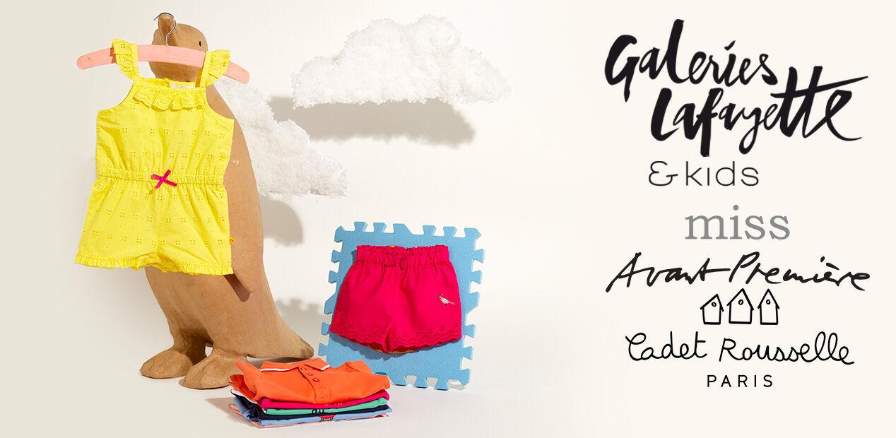 Galeries Lafayette & Kids - Avant Première - Miss AP - Cadet Rousselle