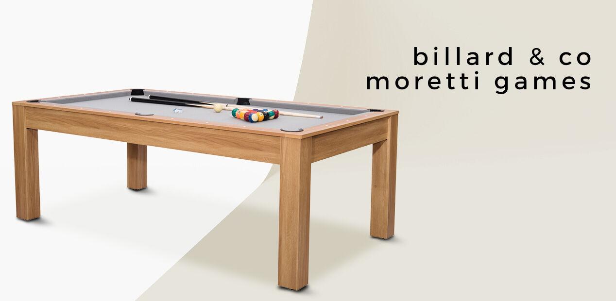 Billard & Co Moretti Games