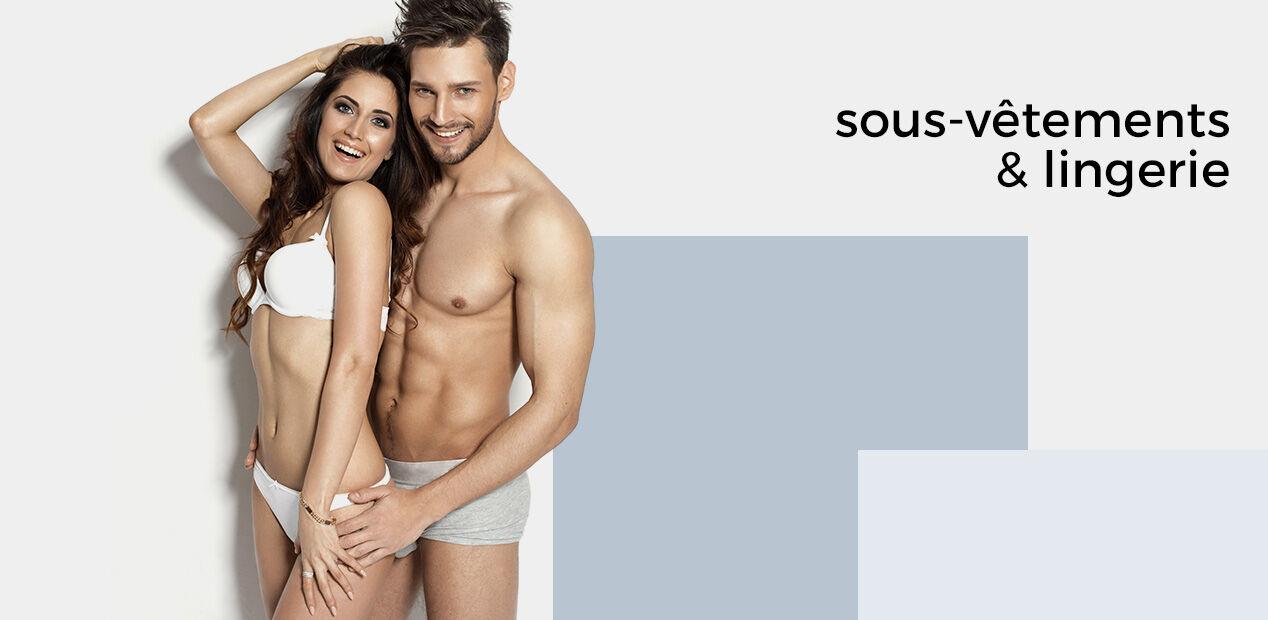 Sous-Vêtements & Lingerie
