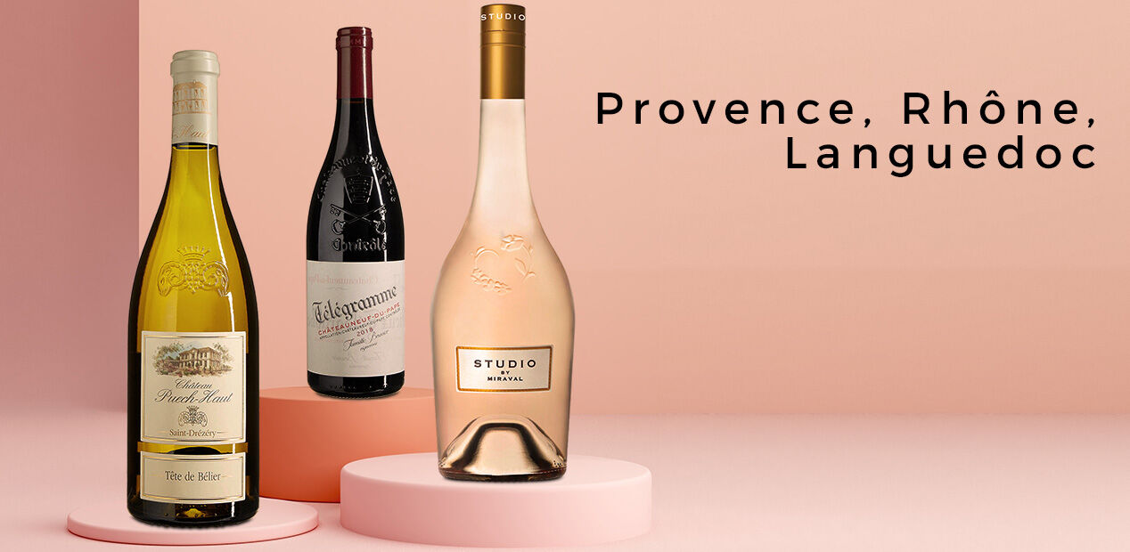 Provence, Rhône, Languedoc