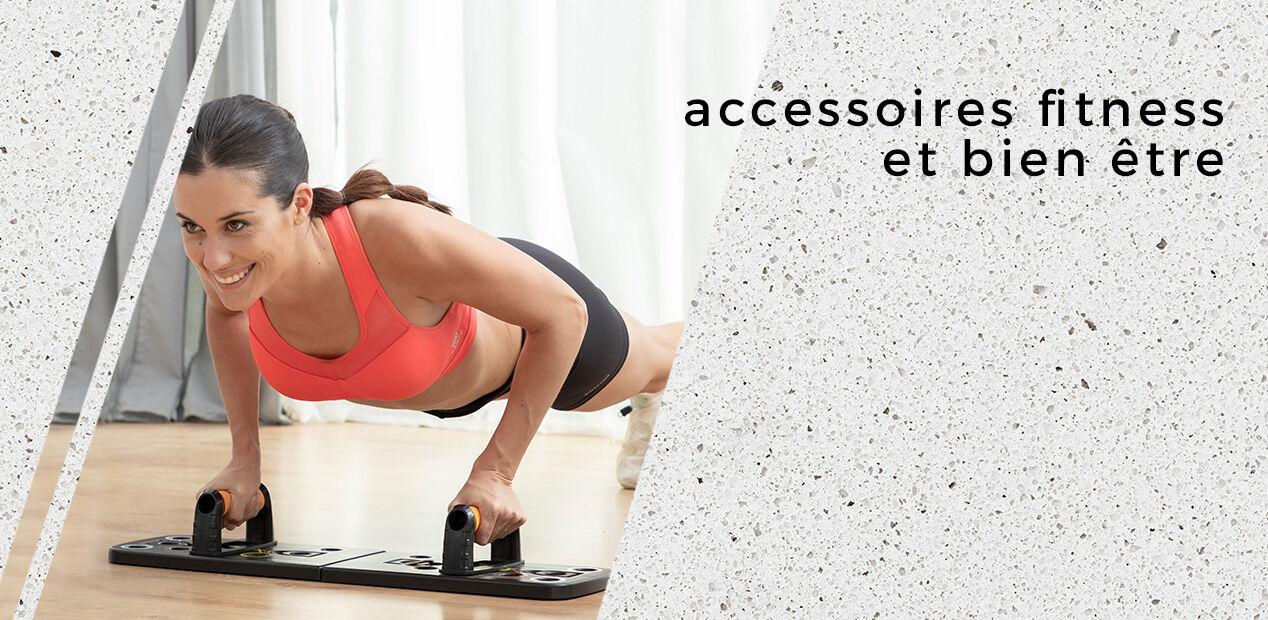 Accessoires Fitness & Bien être