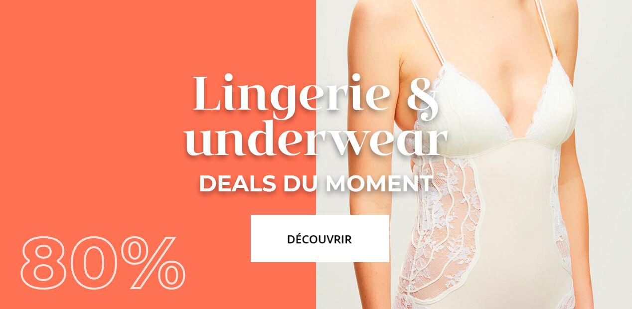 Outlet Lingerie et Underwear