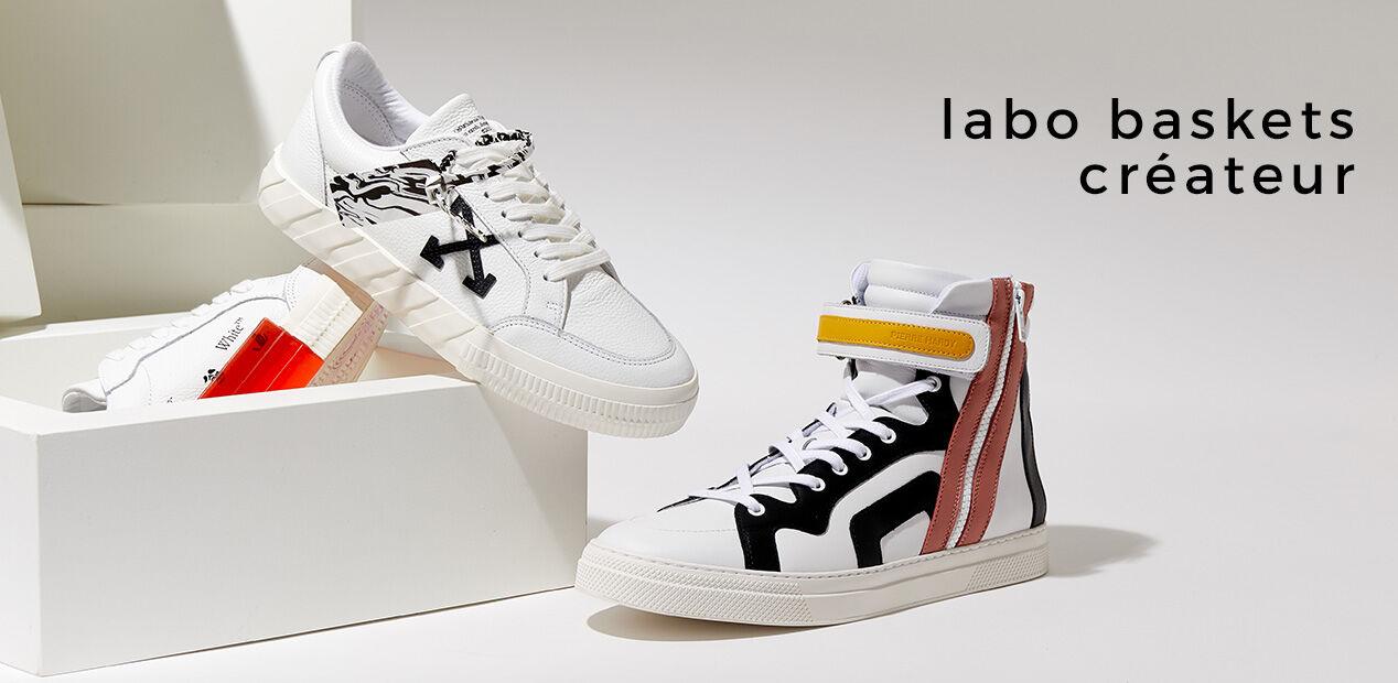 Labo Baskets Créateur