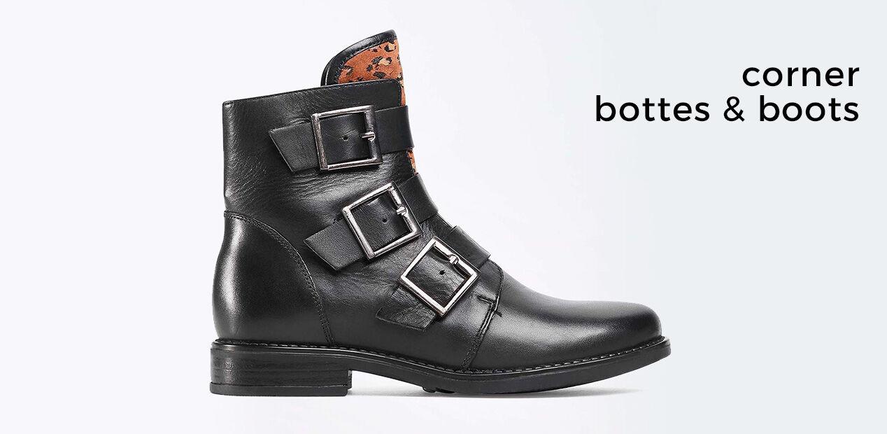 Corner Bottes & Boots