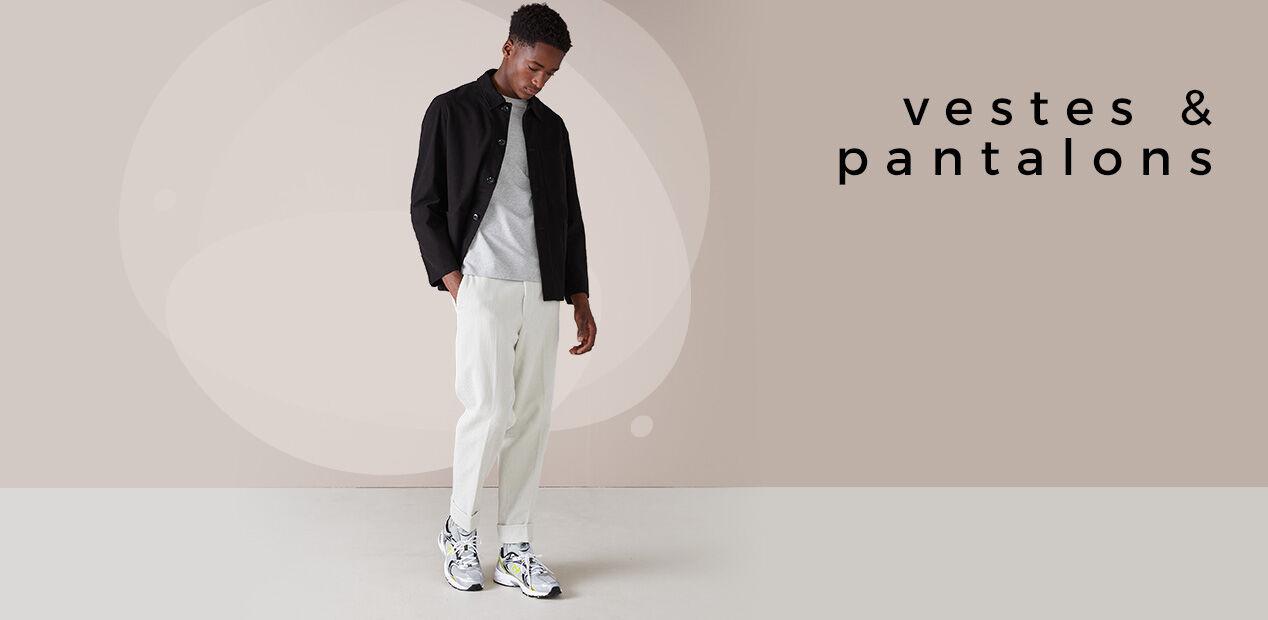 Vestes & Pantalons