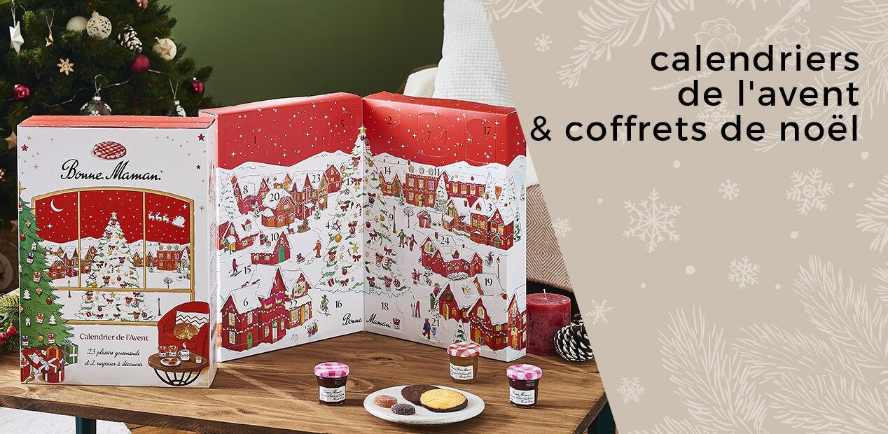 Calendriers de l'Avent & Coffrets de Noël