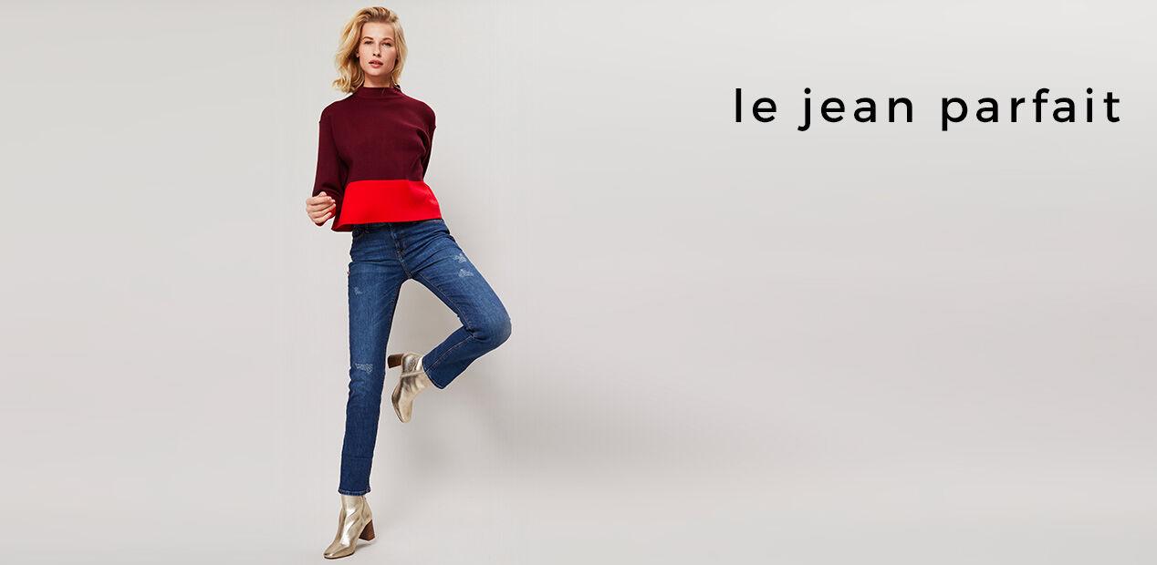 Le jean parfait