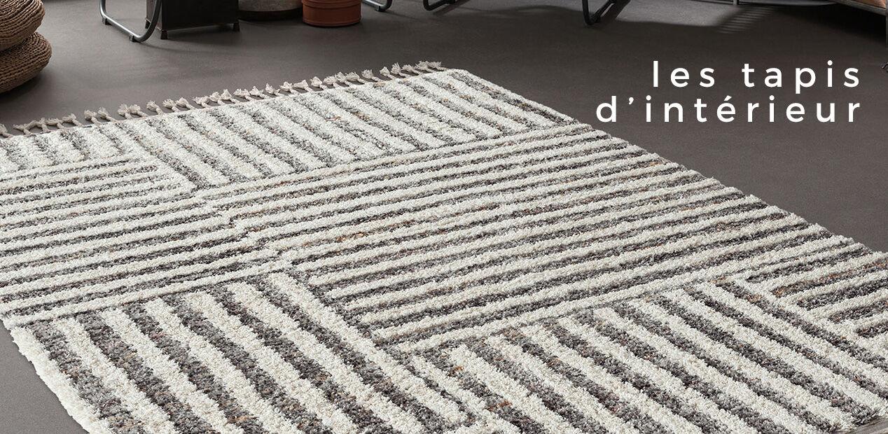 Les tapis d'intérieur