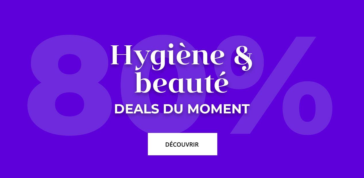 Outlet Hygiène & Beauté