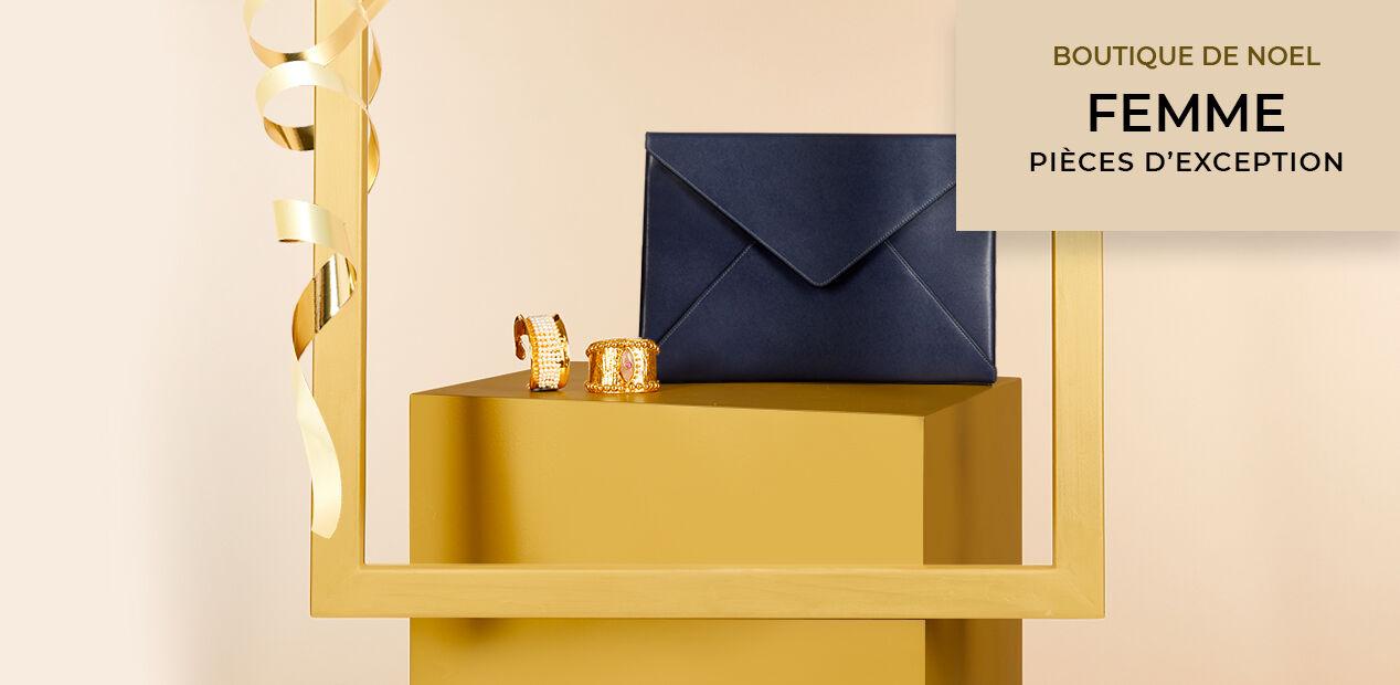 Boutique de Noël La Femme - Pièces d'exception
