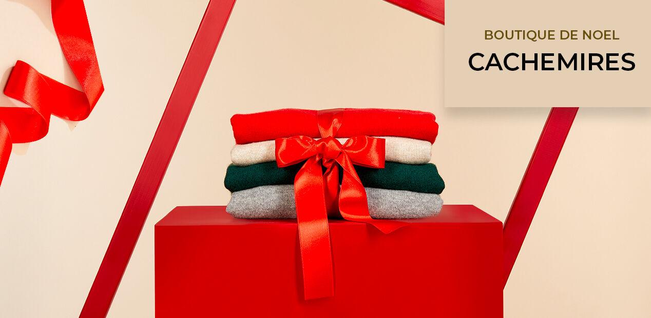 Boutique de Noël Cachemire