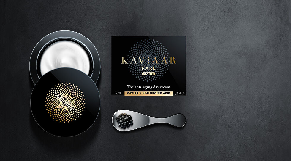 KAVIAAR KARE à super prix sur BAZARCHIC