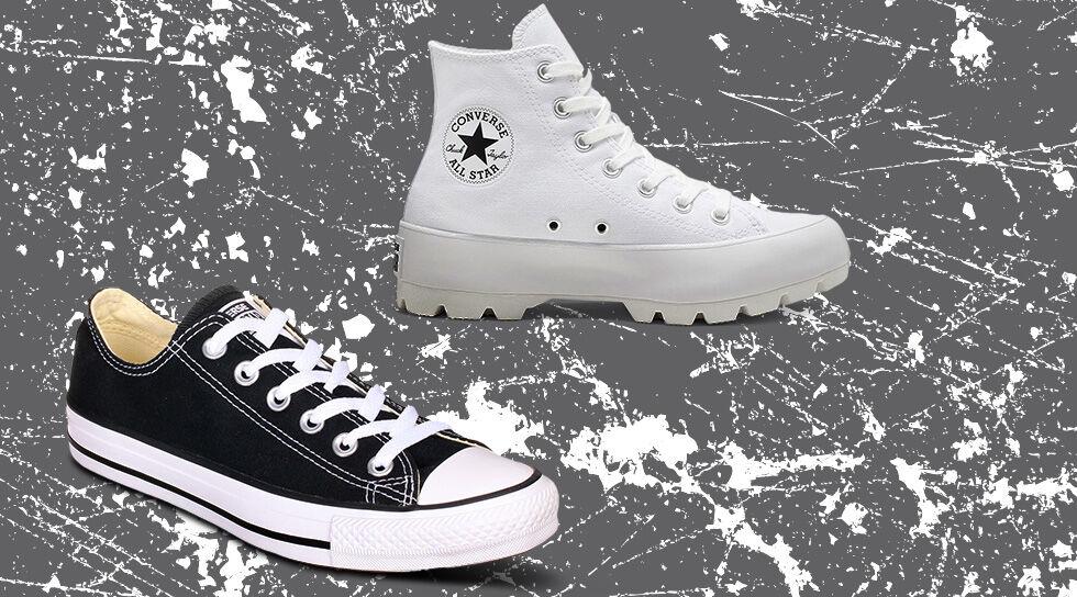 vente privée chaussure converse