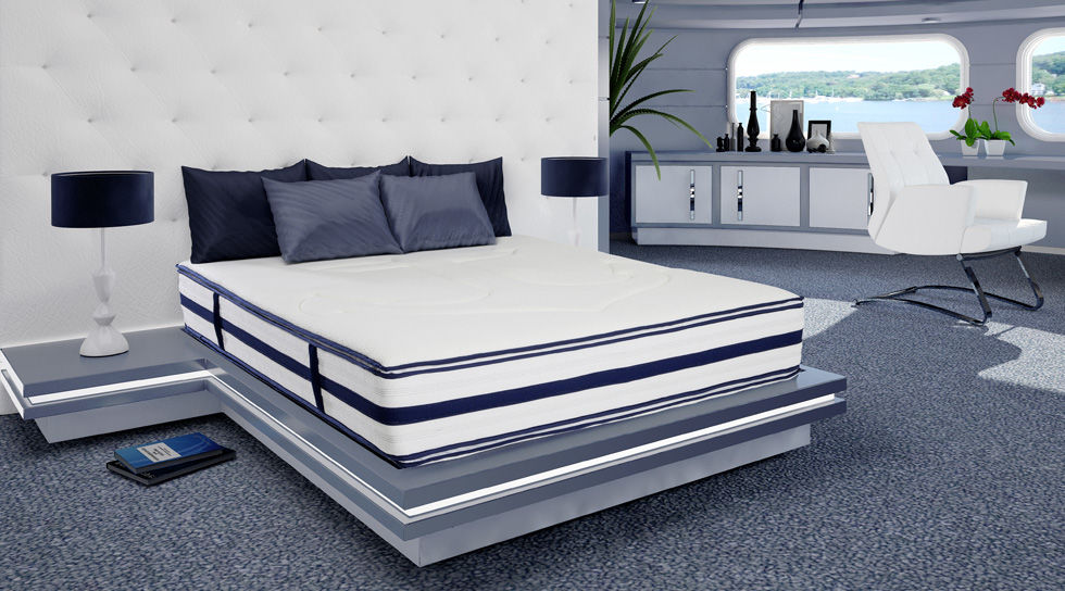 ROYAL LUXURY BED pas cher chez BAZARCHIC