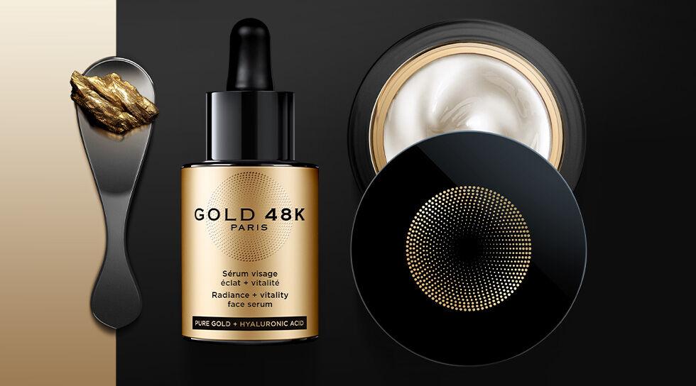 GOLD 48K en vente privée chez BAZARCHIC